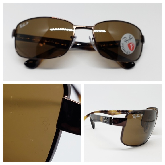 20909ea7c76 Ray-Ban Polarized Sunglasses Gunmetal